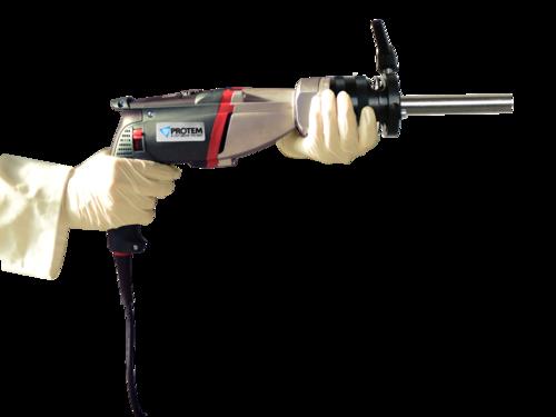 SE25E - Dresseuse de tubes avec motorisation électrique