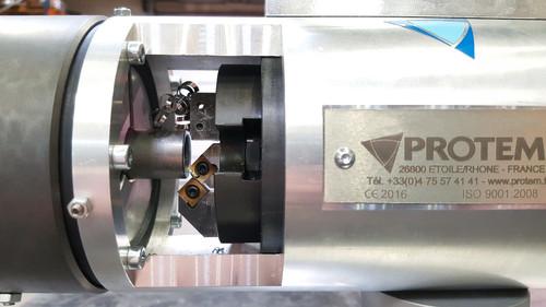 SE60E - Machine à dresser et chanfreiner avec motorisation électrique 1050 W