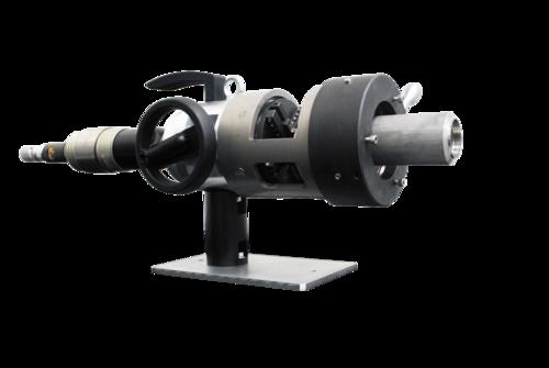 SE90-NG - Cтанок для разделки кромок  с пневматическим приводом