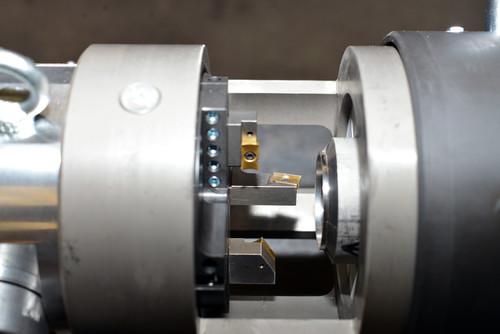 SE90-NG-E - Machine à dresser et chanfreiner avec motorisation électrique 2800 W