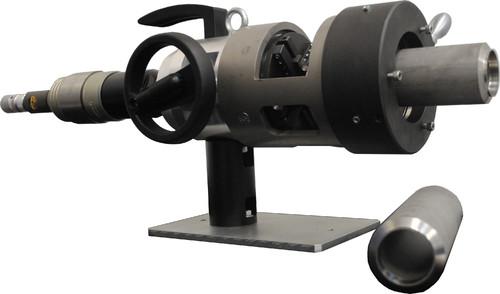 SE120 - Cтанок для разделки кромок  с пневматическим приводом 730 вт
