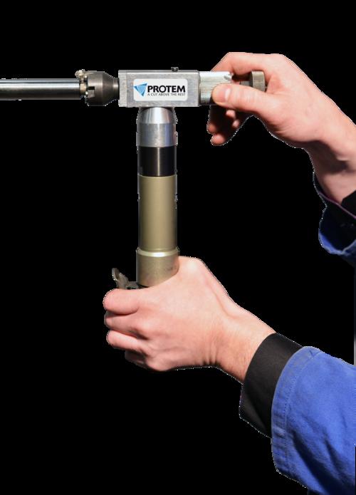 SM8 - Machine chanfreineuse de tubes avec moteur pneumatique