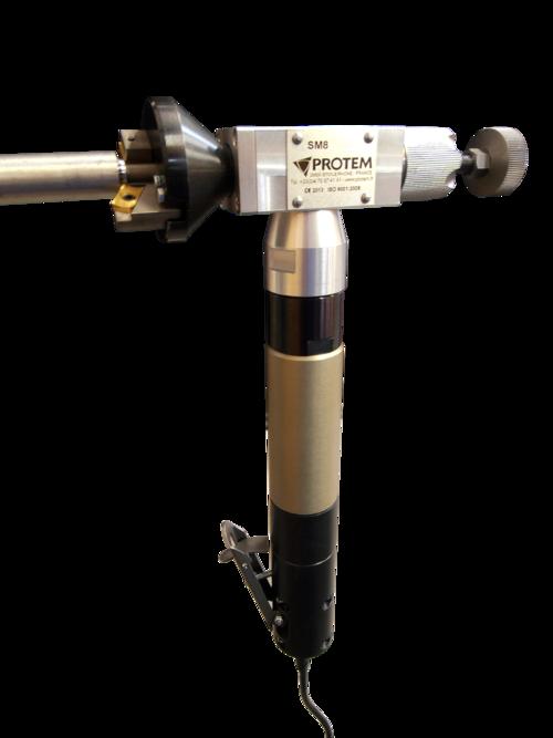 SM8E - Chanfreineuse de tubes avec moteur electrique