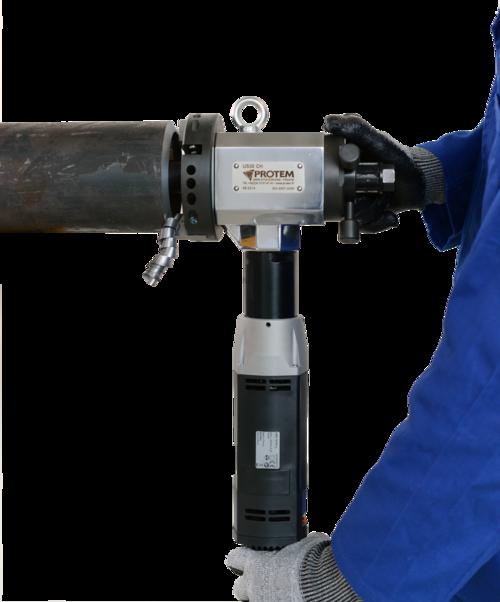 US30CH-E - Chanfreineuse de tubes  avec moteur électrique 220V