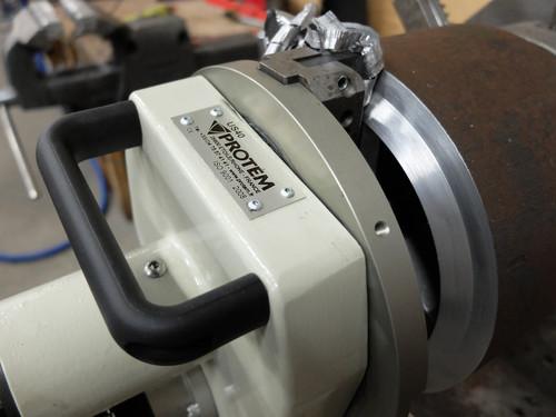US40HY - Machine chanfreineuse de tubes avec moteur hydraulique