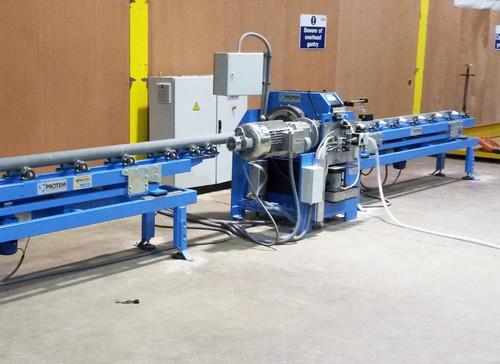 CTA-2-6 - Machine à couper et chanfreiner à grande vitesse pour tubes de 2