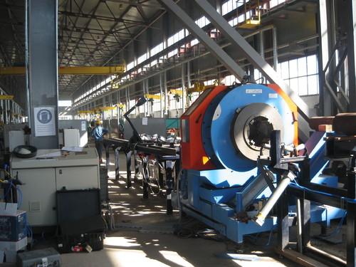 CTA-6-16 - Machine à couper et chanfreiner à grande vitesse pour tubes de 6