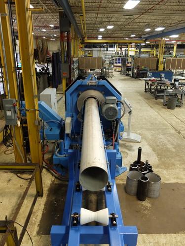 CTA-12-24 - Machine automatique à couper et chanfreiner pour tubes de 12