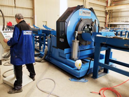 CTA-16-30 - Machine à couper et chanfreiner à grande vitesse pour tubes de 16