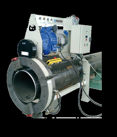 TNOFAB-24-36 - Machine à couper et à chanfreiner haute capacité