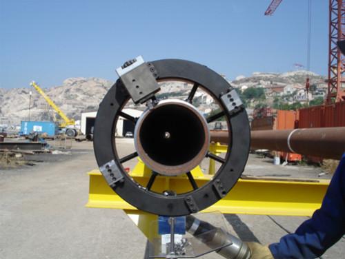 TTLW273 - Станoк для орбитальной резки и снятия фасок для труб размером от 6