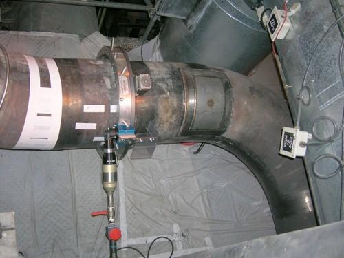 TTLW610 - Станoк для орбитальной резки и снятия фасок для труб размером от 14