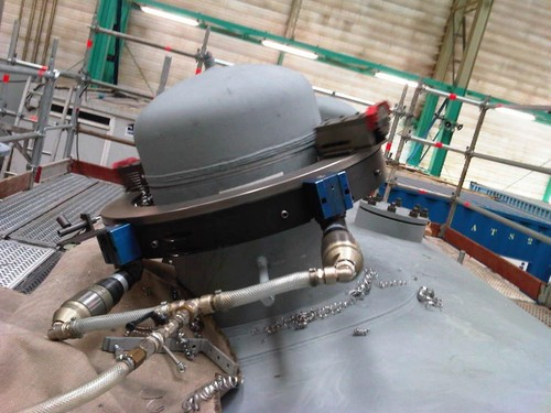 TTNG610 -  Станок для резки и снятия фасок с пневматическим приводом для труб от 16