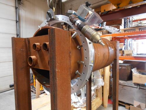 TTNG900 -  Станок для резки и снятия фасок с пневматическим приводом для труб от 26