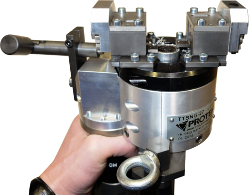 TTSNG27 - Machine à couper et chanfreiner des tubes de 10 à 26 mm
