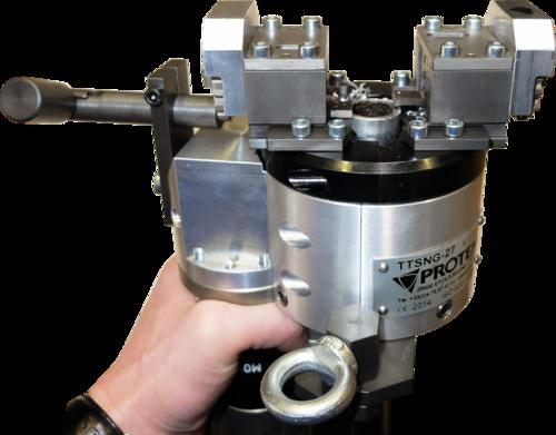 TTSNG27 - Станoк для орбитальной резки и снятия фасок для труб диаметром от 10 до 26 мм
