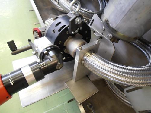 TTSNG73 - Machine à couper et chanfreiner des tubes de 21 à 73 mm