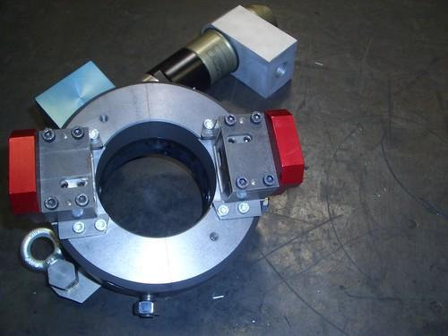 TTSNG88 - Machine à couper et chanfreiner des tubes de 33 à 88 mm