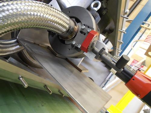 TTSNG101 - Machine à couper et chanfreiner des tubes de 48 à 101 mm
