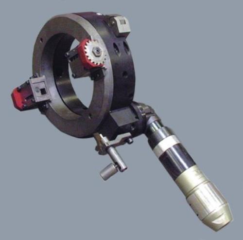 TTSNG114 - Machine à couper et chanfreiner des tubes de 60 à 114 mm