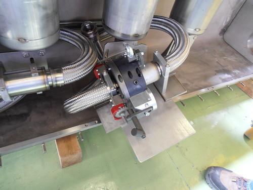 TTSNG127- Станoк для орбитальной резки и снятия фасок для труб диаметром от 60 до 127 мм
