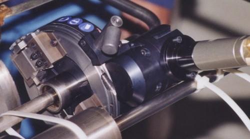 TTS-RD73 - Machine de coupe orbitale pour tubes de 21 à 73 mm