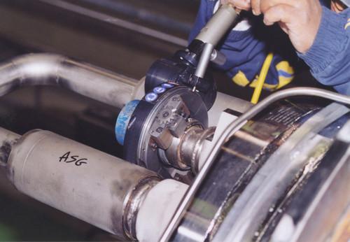 TTS-RD101 - Coupe tube orbitale pour diamètres de 48 à 101 mm