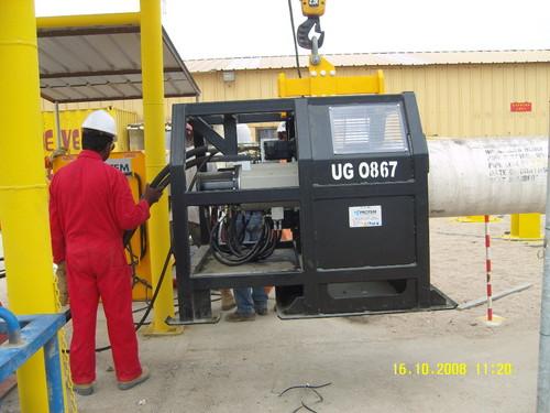 PFM-1122 - Machine à chanfreiner à grande vitesse type US220-HSB pour tubes 12