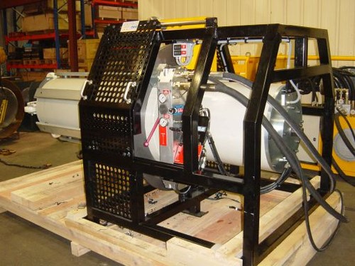 US1220HSB - Высокоскоростной станок для снятия фасок на трубах диаметром от 54