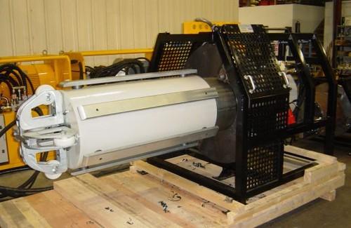 US1420HSB - Machine à chanfreiner à grande vitesse pour pipelines de 62