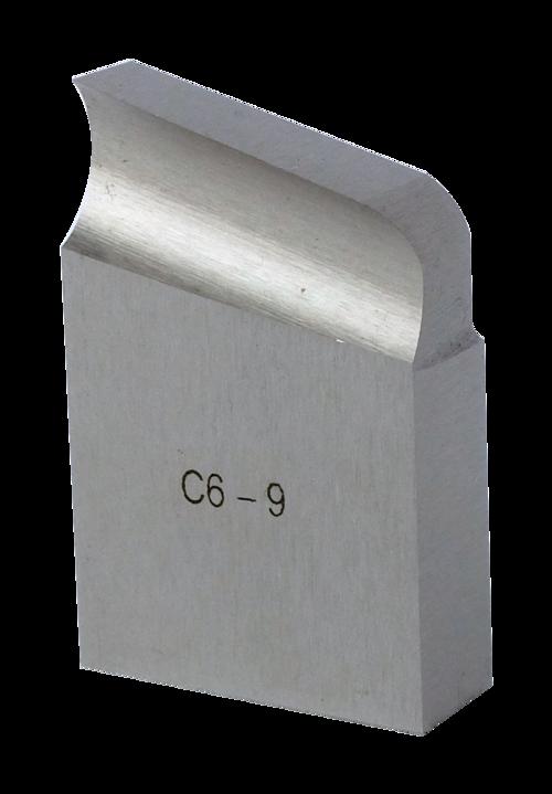 O-US-C6-9-H-65 Chanfrein en J 12,5