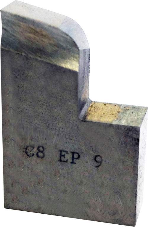 O-US-C8-9-H-69 Outil décroché pour chanfrein en J 12.5° avec rayon de 6