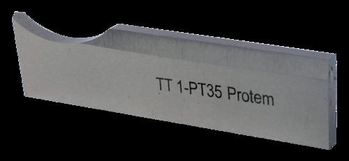 O-TTN-TT1-5-H-PT Outils pointe standard (pour épaisseurs jusqu'à 35 mm)