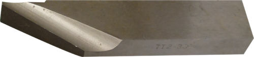 O-TTN-TT2-12-H-2 Outils à chanfreiner 30° (pour épaisseurs jusqu'à 27 mm)