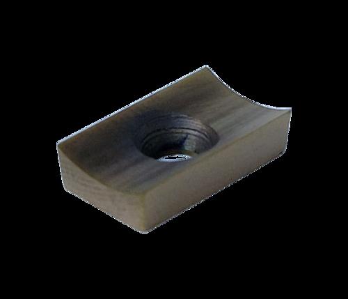 O-SE-P1-3.3-H-HC-20 Plaquettes pour SE25 et SE65, matière : HSSE – revêtement : TiSiN