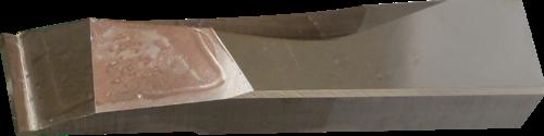 O-TTN-TT20-25-H-20 Outil à chanfreiner 30° / 10° pour chanfrein composé, pour tubes de 35 mm d'épaisseur