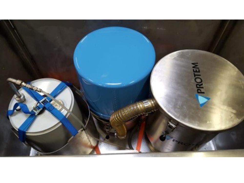 nettoyage générateur de vapeur nucléaire